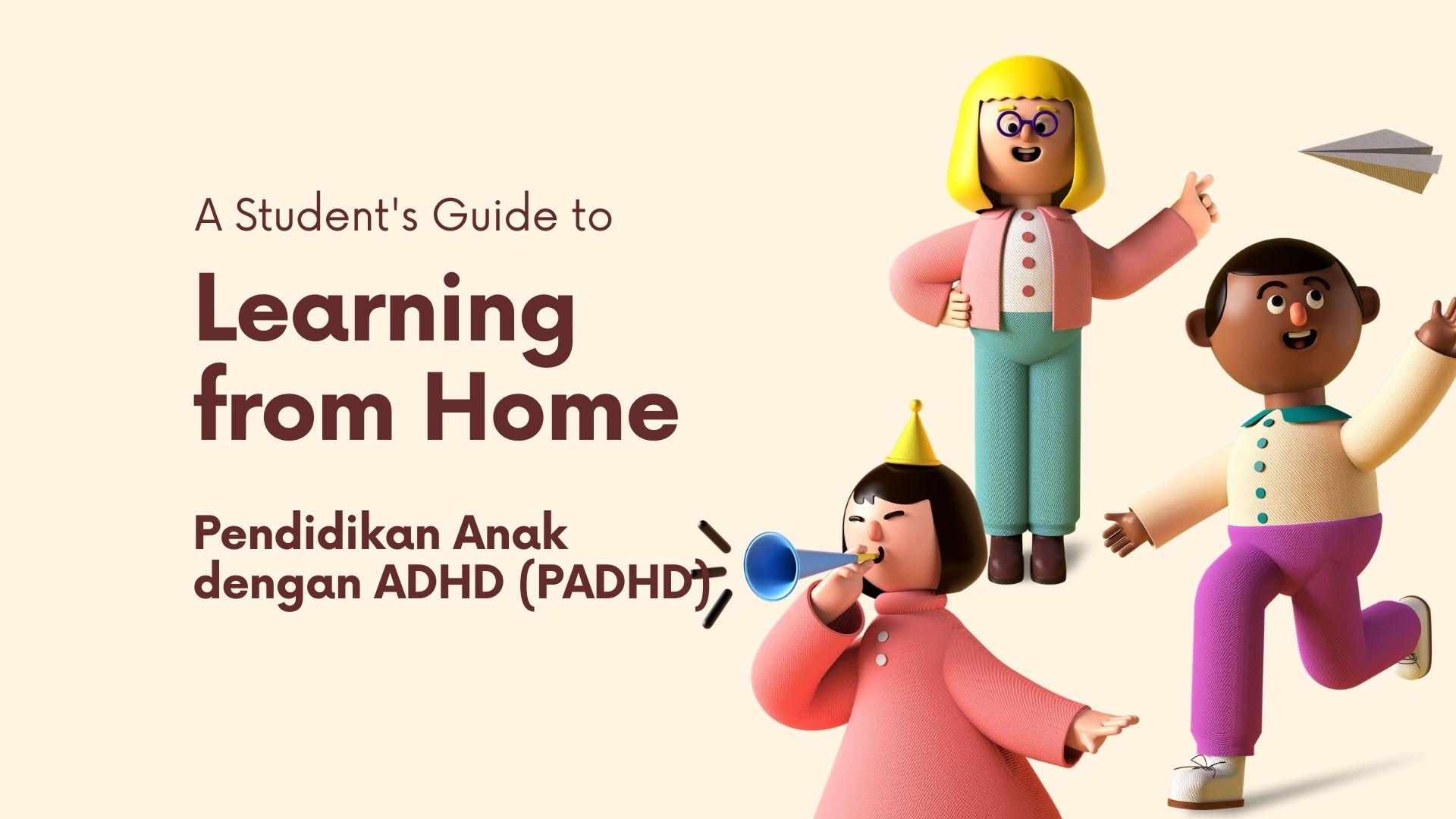Pendidikan Anak ADD/ADHD I7 (PGSD I/2020/2021) -NEW