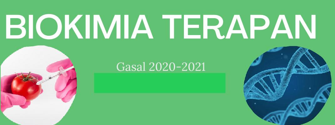 Biokimia Terapan A (PKim I/2020/2021) -NEW
